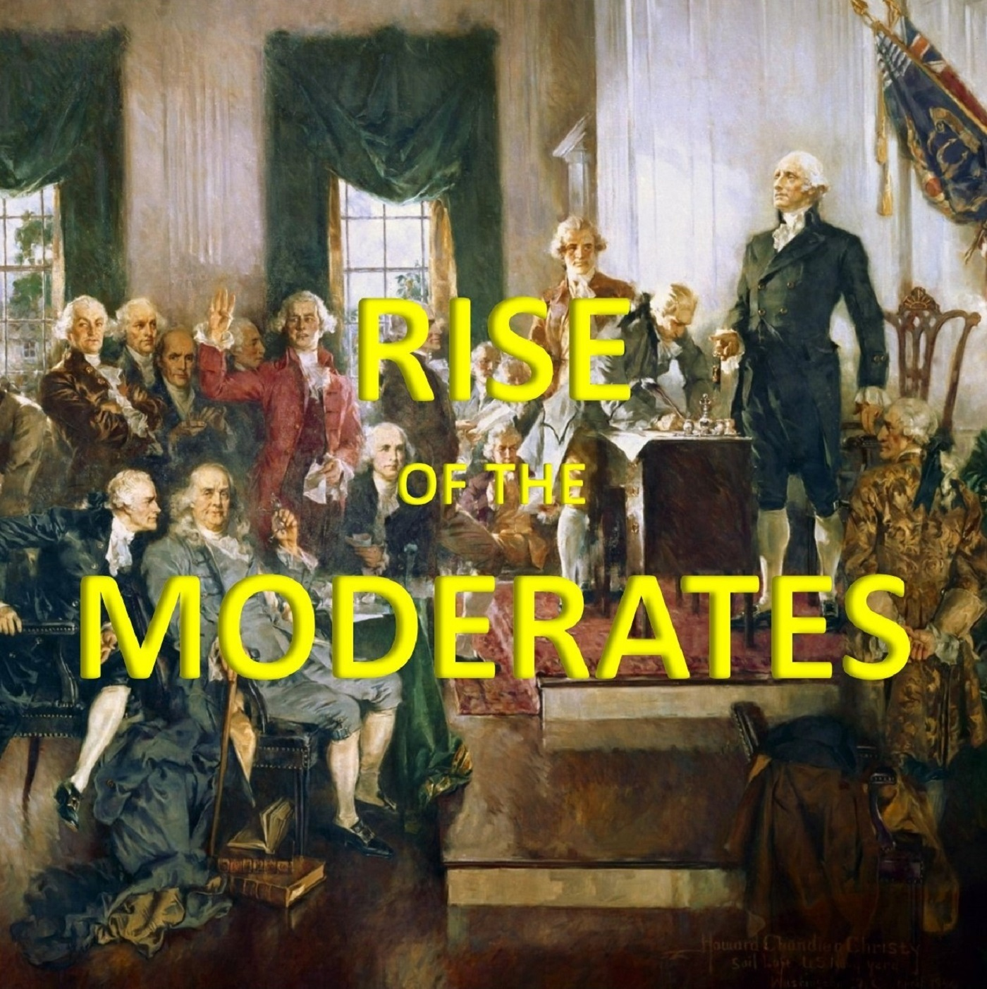 Rise of the Moderates Returning in June 2020